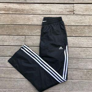 Adidas Athletic Windbreaker Pants
